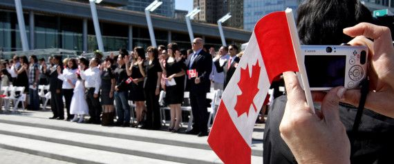 Could You Pass Canada's Citizenship Test?  I didn't... Only scored a 7.  See what you can score....