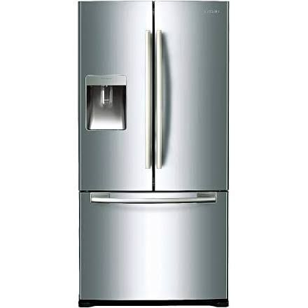 Samsung 579l French Door Fridge Ice Water Stainless