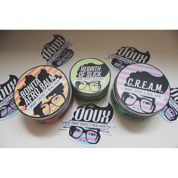 We Love these products from The Doux #naturalhair #afrohair