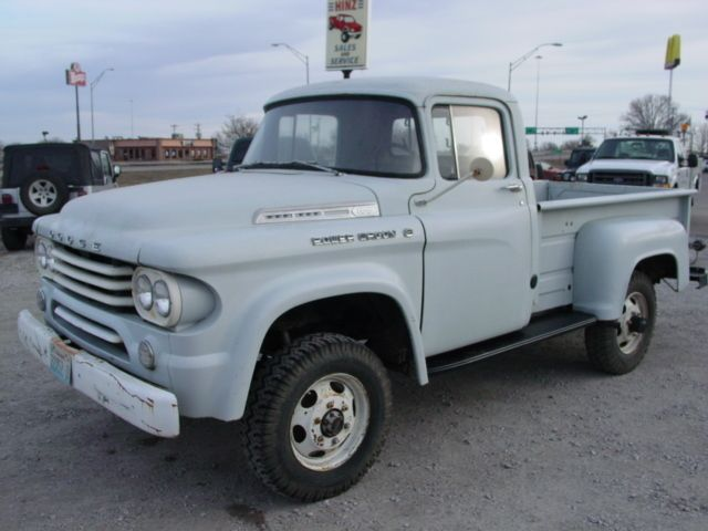1948 Dodge Power Wagon Crew Cab