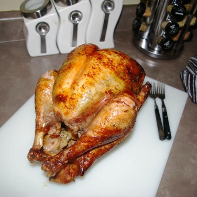 Before you start, make sure you have everything ready for the best turkey to ever come off your grill.: Rotisserie Turkey - Removing the Turkey