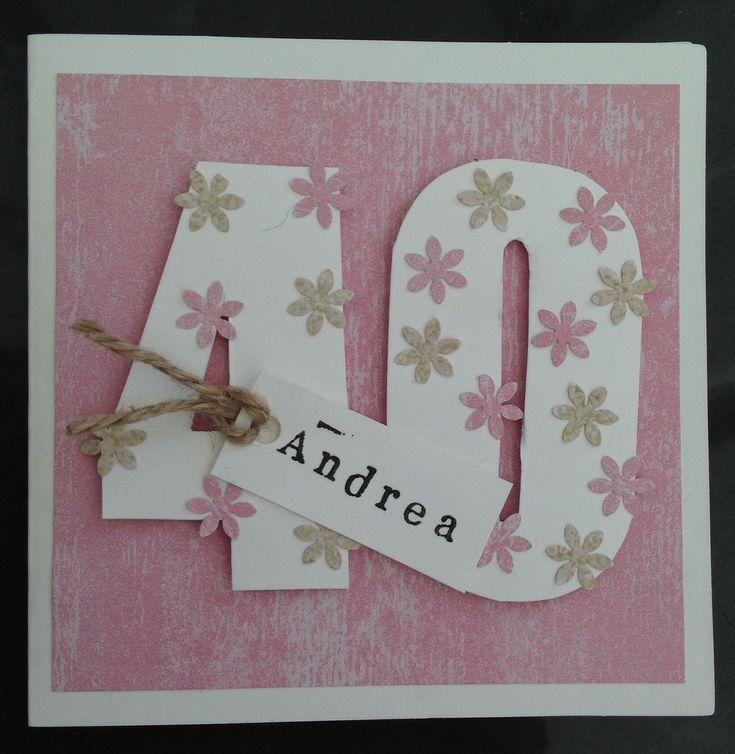 25 best ideas about Female Birthday Cards – Homemade Card Ideas for Birthdays