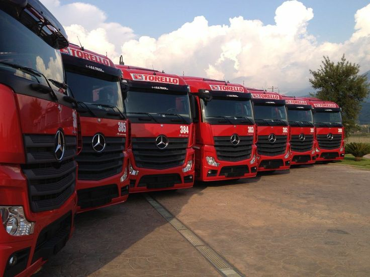 Mercedes actros mp4 Torello