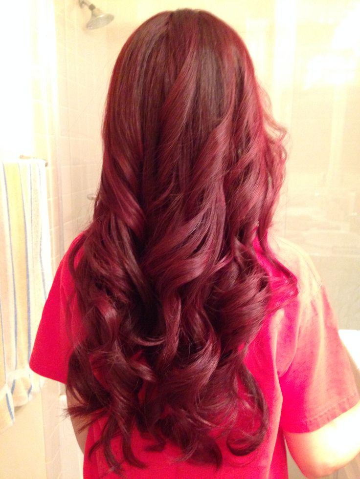 Light Intense Auburn Love It Hair Amp Beauty Pinterest