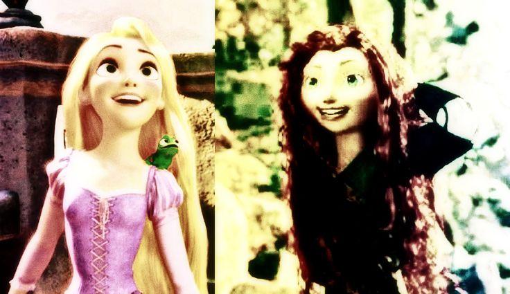 17 Best images about Merida Rapunzel! on Pinterest ...