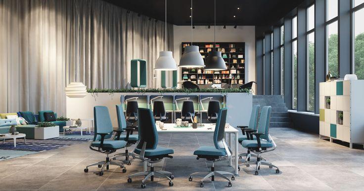Kinnarps - Workspace