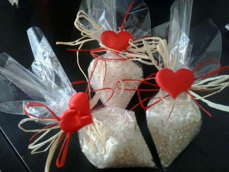 Bolsitas de arroz para bodas | decoració | Pinterest | Bodas