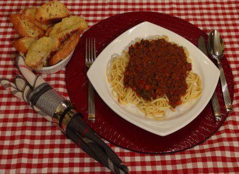 Sauce à spaghetti Italien (Franden)