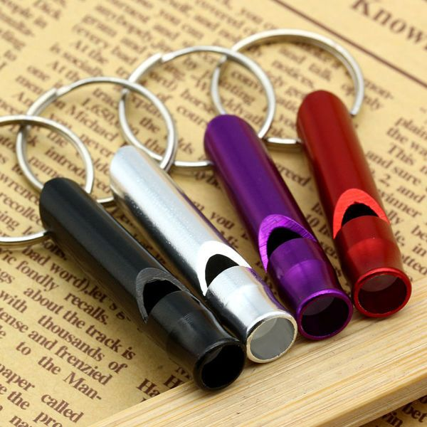 2PC Emergency Whistles Camping Hiking Outdoor Survival