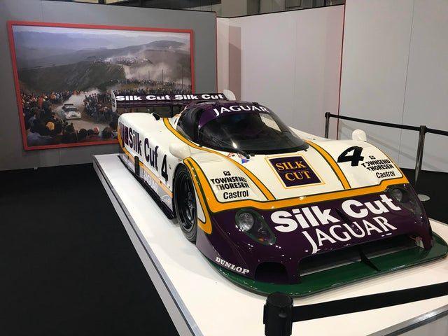 Stunning Jaguar Xjr9 At Autosport International Carporn Jaguar Autosport Townsen