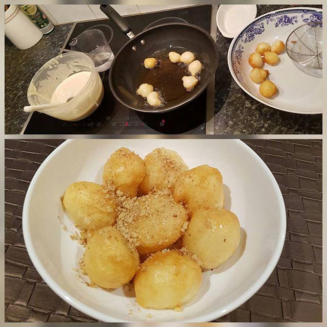 #homemade #loukoumades #yummy #greekfood #foodpic #food #foodporn #foodie #Greece #greecestagram #greekislands #mediterranean #greeceblogger #greek #hellas #hellenes #greeklife #ellada #ilovegreece #travelgreece #instagreece #instatravel #picoftheday #holidaygreece