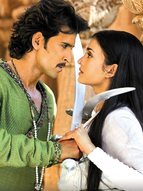 My favorite movie  SOURCE: JODHAA AKBAR (Bollywood Movie) | Tumblr