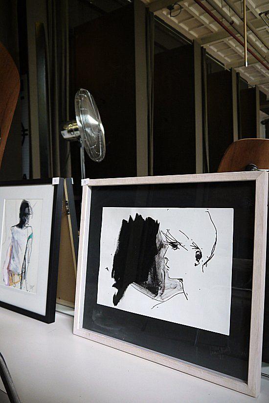 Vosgesparis: Vosgespari, My Art, Fashion Art, Fine Art, Raw Minimalist, Petra Lunenburg, Amsterdam, Bought, Minimalist Fashion