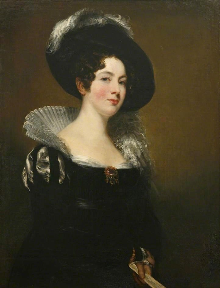 Lady Caroline Edgcumbe (1792–1824) by John Jackson (Mount Edgcumbe House - Plymouth UK) | Grand Ladies | gogm
