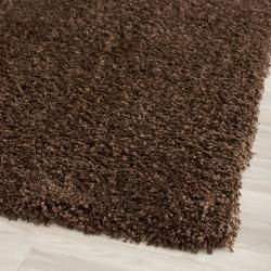 @Overstock.com - Cozy Solid Brown Shag Rug (11' x 15') - This power-loomed cozy solid shag rug offers luxurious comfort and easy-to-design styling. High-density polypropylene pile features a brown background and provides one of the most plush feels available in a rug.  http://www.overstock.com/Home-Garden/Cozy-Solid-Brown-Shag-Rug-11-x-15/6652073/product.html?CID=214117 $591.29