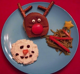 Christmas meal for kids