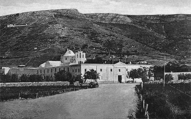 #Paros #History #Greece #Vintage