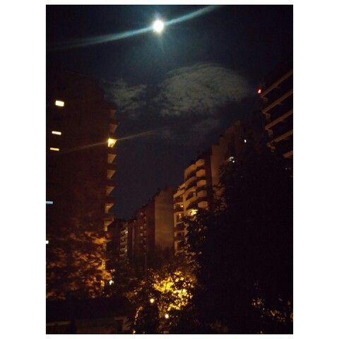 #Luna llena, Febrero 2016 #Cordoba
