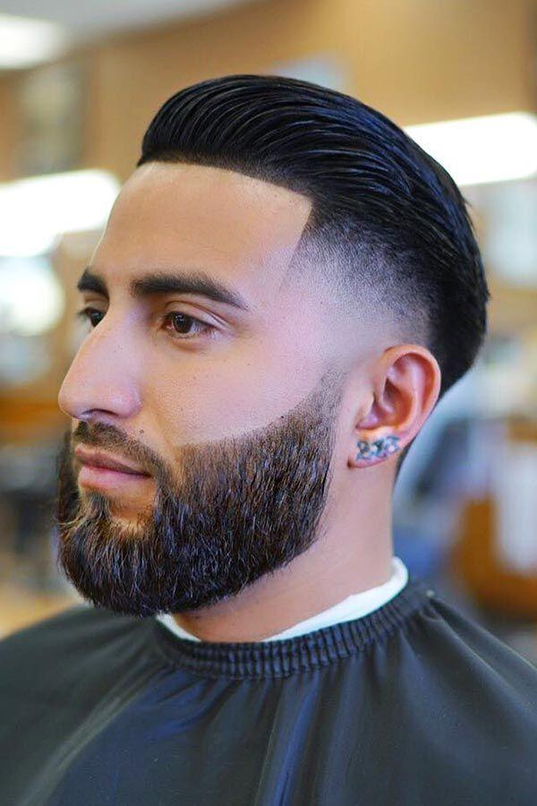 45 Stylish Faded Beard Styles For Men To Copy Fashion Hombre Beard Fade Beard Styles Short Beard Styles Shape
