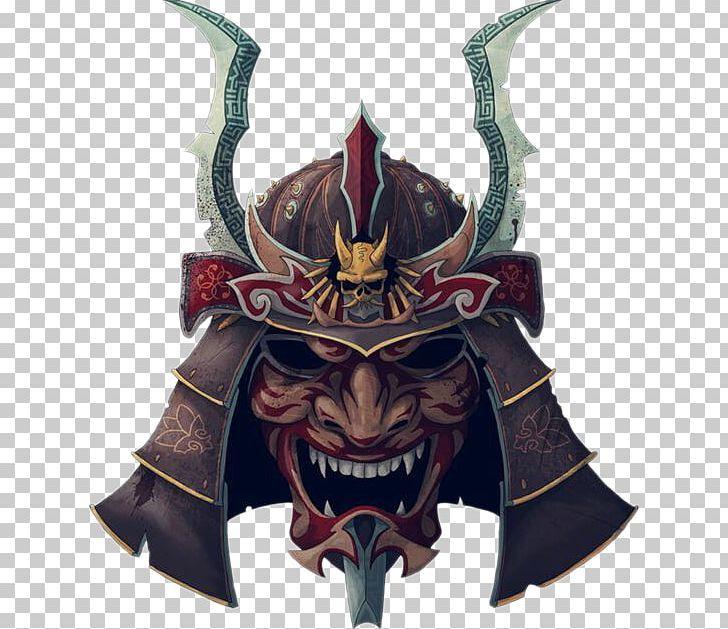 Samurai Mask Oni Kabuto Demon Png Clipart Abstract Japan Tattoo Design Png Japan Tattoo