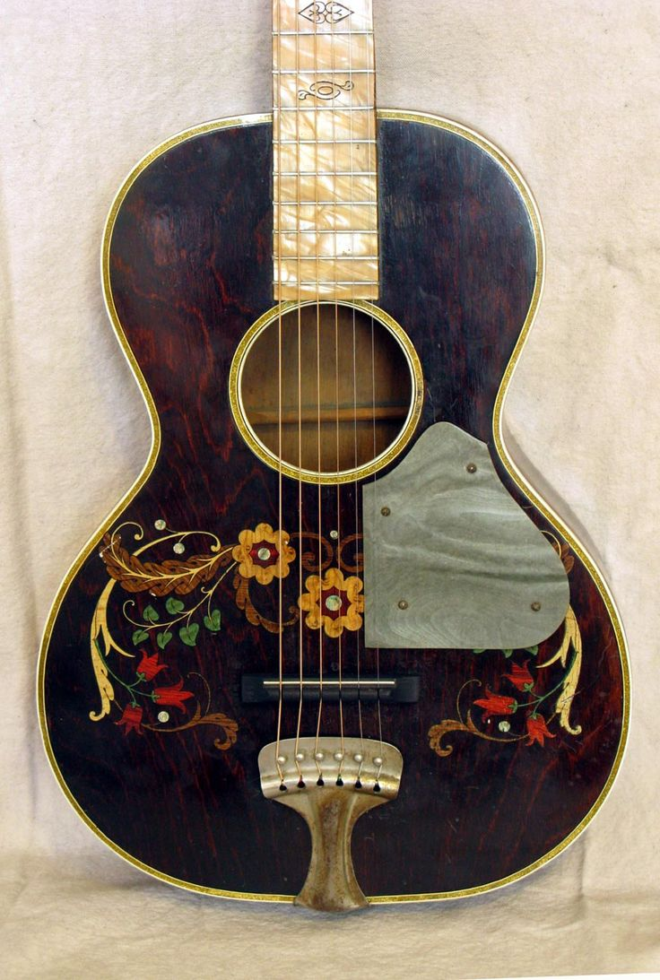 best 183 hand painted guitars ukuleles and art ideas on pinterest painted guitars guitar art. Black Bedroom Furniture Sets. Home Design Ideas