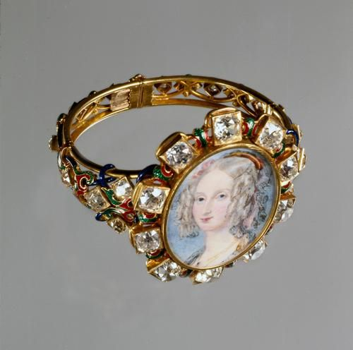 From the collection of Empress Charlotte of Mexico (1840-1927) French Third Quarter 19th century