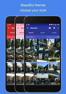 A+ Галерея фотографий & видео– уменьшенный скриншот