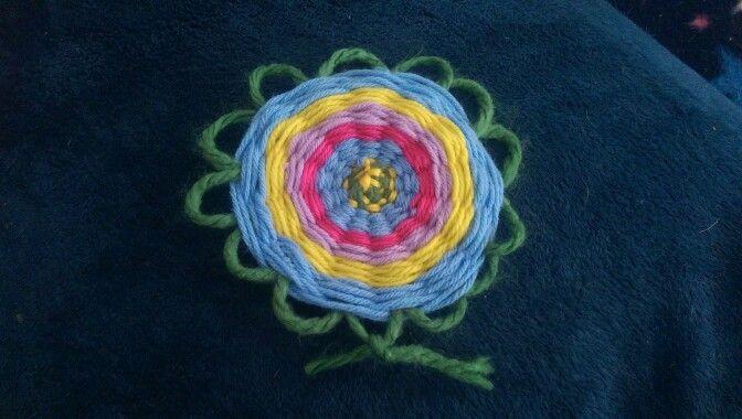 Weave result