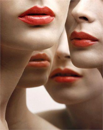 Tooker Lips  © Melvin Sokolsky