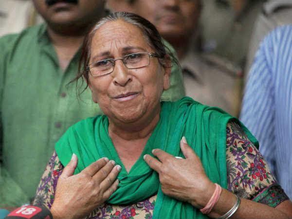 Punjab: Sarabjit Singh's sister joins BJP