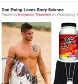 Dan Ewing loves Bsc!