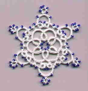 June Snowflake of the Month by Kim Millar