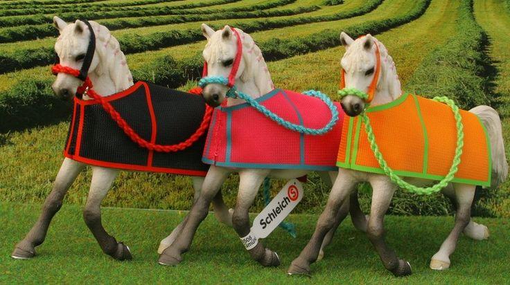 Die besten schleich pferde zubehör ideen auf pinterest