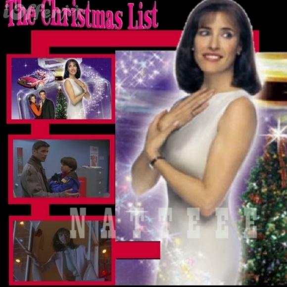 Mimi Rogers Movies The Christmas List