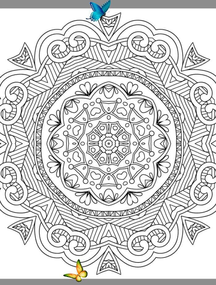 Nerdy Coloring Pages