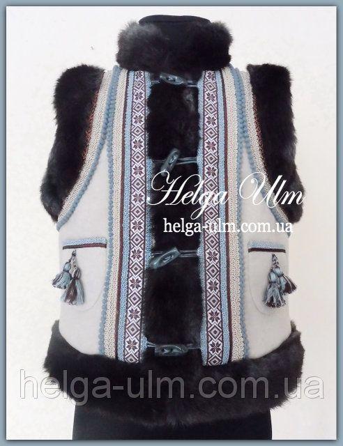 """Кептарик для хлопчика на замовлення, етно: продажа, цена в Львове. ремонт и пошив одежды от """"Творча Майстерня Helga Ulm"""" - 427947127"""