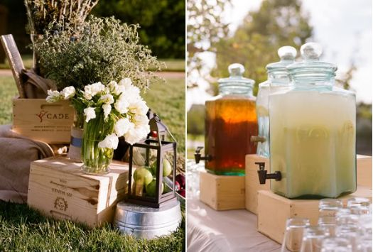 napa style engagement party - Google Search