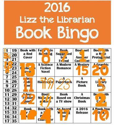 Lizz the Librarian: BINGO 2016