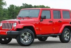 2017 Jeep Wrangler For Your Adrenaline