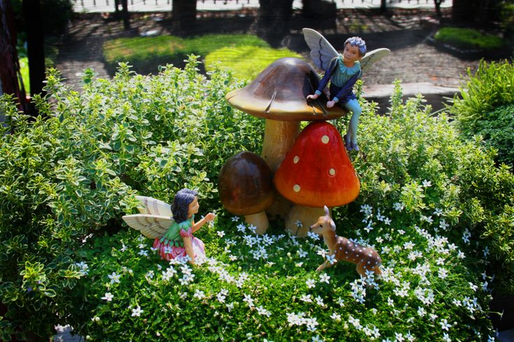 Gnome Garden: 253 Best Ideas About Garden/Rock,Fairy And Gnome Garden