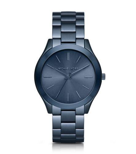 Slim Runway Blue Watch | Michael Kors $195