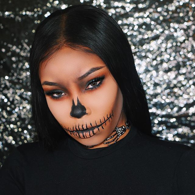 711 best PaintMyFace Halloween style images on Pinterest ...