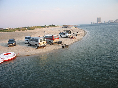 The Cove At Brigantine Beach Nj Ive Taken My Jeep On This