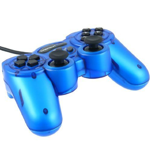 Sabrent Twelve-Button USB 2.0 Game Controller For PC (USB-GAMEPAD) Controllers For PC Gaming 2015