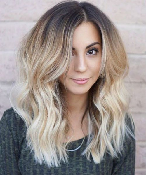 Latest Highly Recommended Medium Balayage Blonde Hairstyles 2020 for Your Distinctive Style