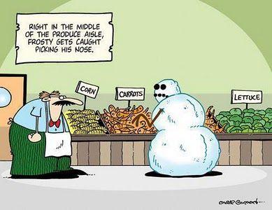 Ah, clean Christmas humour worth a chuckle:-)