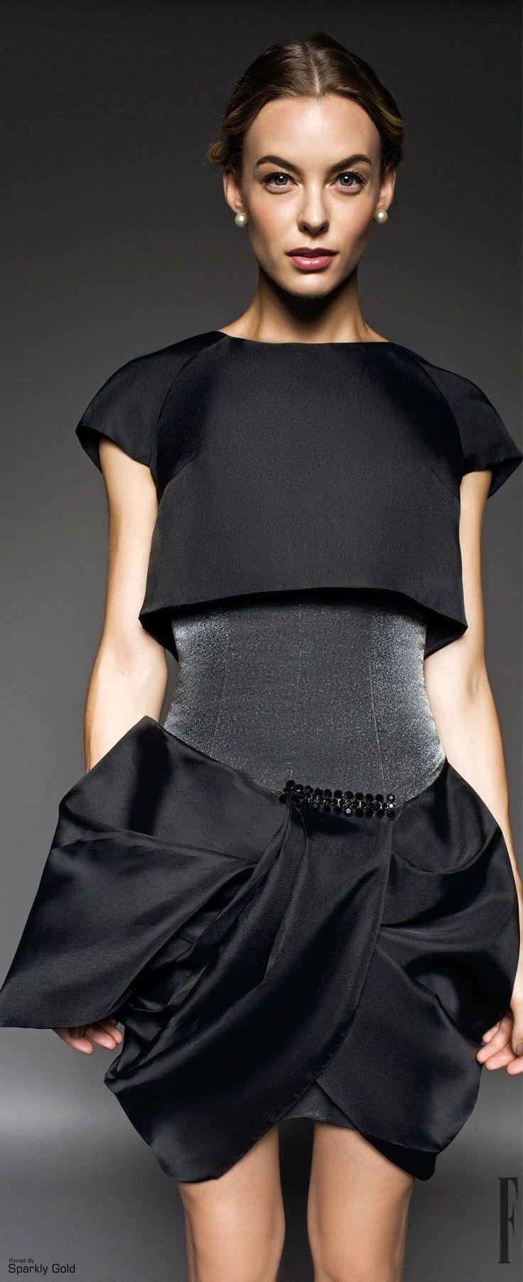 (Would want the skirt symmetrical); John Paul Ataker S/S 2015