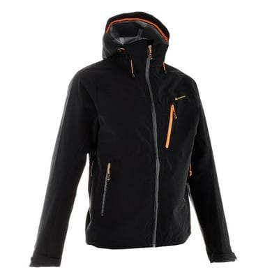 a0add94e97510 MH500 Men s Waterproof Mountain Hiking Rain Jacket - Black - RM300