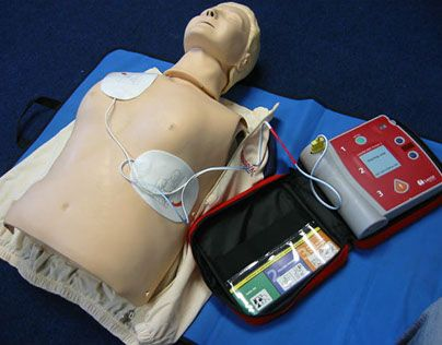 """Check out new work on my @Behance portfolio: """"Automated External Defibrillator Certification Training"""" http://be.net/gallery/36636461/Automated-External-Defibrillator-Certification-Training"""