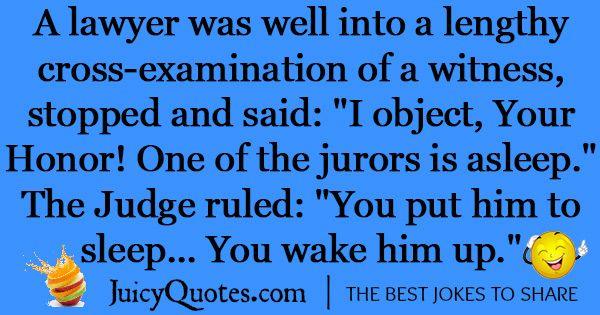 Funny Lawyer Joke -28